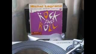 Michel Legrand et son grand orchestre avec les Fontana Rock Around The Clock  10/1956