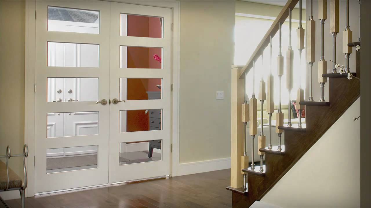 Great Installation Of A Double Door Unit   YouTube
