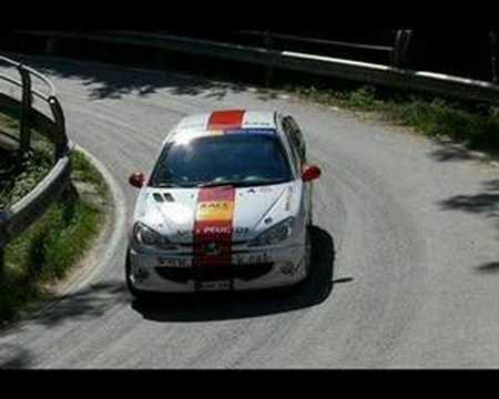 Romà Prat & Albert García - Peugeot 206 XS 110 - V...