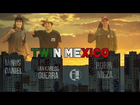 TWIN BMX // TWIN MEXICO // TWIN CREW