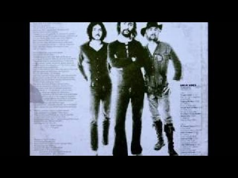 Great Jones - All Bowed Down! FULL ALBUM - 1970 Country Rock US