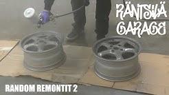 Räntsilä Garage: RANDOM REMONTIT 2