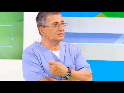 Хронический тонзиллит и пробки в миндалинах - что делать? | Доктор Мясников