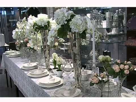 La tavola per le nozze i consigli di antonio scaburri - Tavoli addobbati per diciottesimi ...