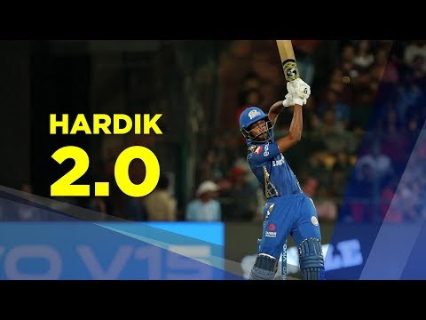 Are we witnessing a new and improved Hardik Pandya?