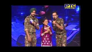 voice of punjab chhota champ   gurleen kaur   episode 16   prelims 10   independence day special