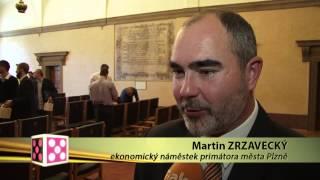 Plzeň v kostce (2.6.-8.6.2014)