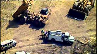 Massive Dump Truck Strut Failure Kills Mine Worker