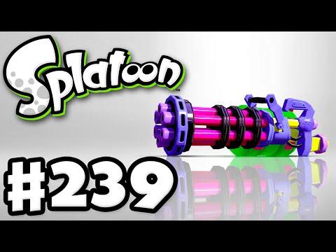 Splatoon - Gameplay Walkthrough Part 239 - Heavy Splatling Remix! (Nintendo Wii U)