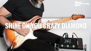 Pink Floyd - Shine On You Crazy Diamond - Guitar Cover by Kfir Ochaion - Ampero One