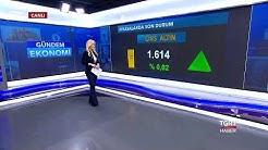 Dolar ve Euro Kuru Bugün Ne Kadar? Altın Fiyatları - Döviz Kurları - 3 Nisan 2020