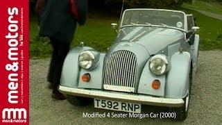 Modified 4 Seater Morgan Car (2000)