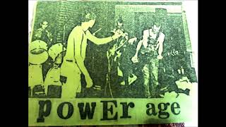 Power Age-Who Are You?-Tape 1985