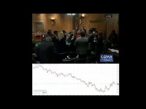 C-SPAN SEC and CFTC virtual currencies crypto hearing LIVE