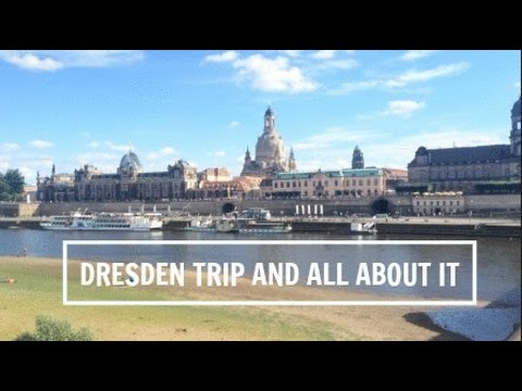 Vlog #2: Dresden Trip and Korean Restaurant!