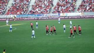 Gol de Aritz Aduriz (rcd Mallorca 4-0 cd Tenerife)