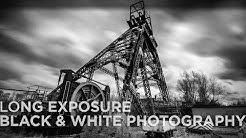 Stephen McNally long exposure black and white photographer - Canon