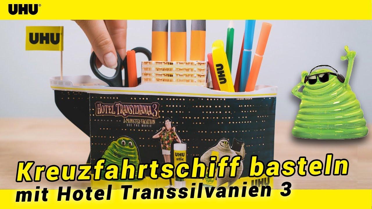 Kreuzfahrtschiff Basteln Mit Papier Diy Bastelideen Für Kinder