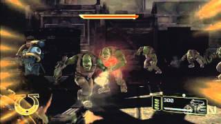 Space Marines - E3 2011: Bullet Time Gameplay
