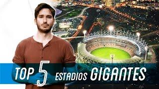 Top 5 estadios de fútbol más grandes del mundo