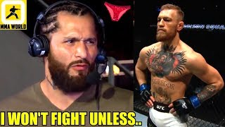 Jorge Masvidal will only fight if its against these two fighters,Urijah Faber,GDR on Cyborg