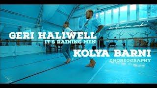 Geri Haliwell - It's raining Men  | choreographer: Kolya Barni