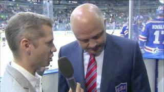 видео Интервью с тренером