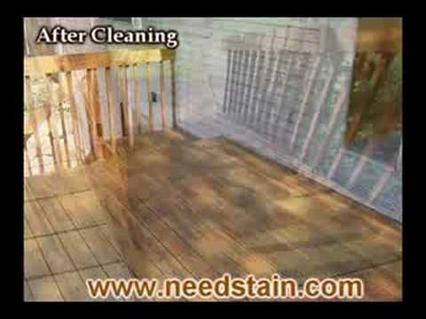 Deck ** Before and After pictures, okemos Michigan
