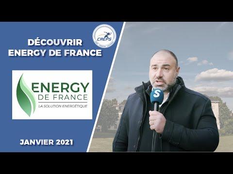 ENERGY DE FRANCE, PARTENAIRE DE LA SOP 2021