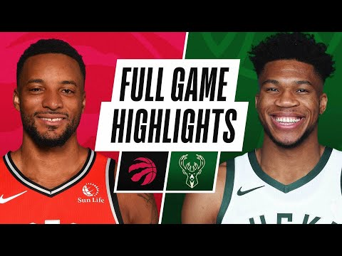 Game Recap: Raptors 110, Bucks 96