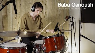 Baba Ganoush - Voodoo - Live in Session at Magpie Studios Kent