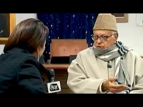 Anyone who supports Modi is supporting RSS: Farooq Abdullah