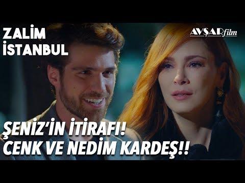 Mezarlıkta İtiraf💥 Cenk ve Nedim Kardeş🔥🔥 | Zalim İstanbul 21. Bölüm