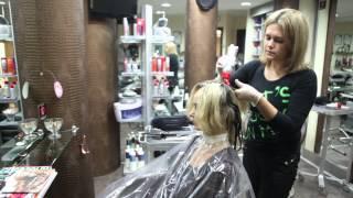 видео Элюминирование волос Goldwell Elumen