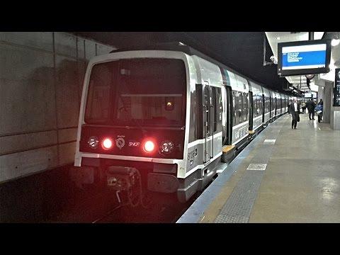 Paris trains : Gare du Nord - RER B, D, E - SNCF/RATP
