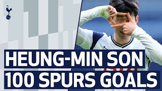 SON'S 100 SPURS GOALS | The story of Heung-min Son's road to a century of Spurs strikes!