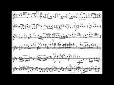 Mozart-Casadesus mvt1 Adelaide violin concerto in D Major K. Anh. C 14.05