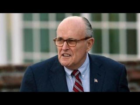 Rudy Giuliani says Mueller won't indict Trump