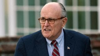 Rudy Giuliani says Mueller won't indict Trump