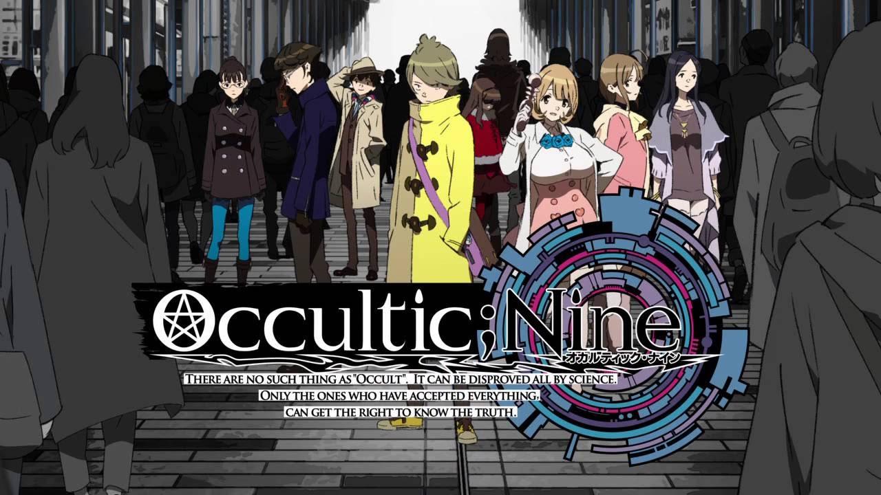 Hasil gambar untuk Occultic;Nine
