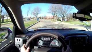 2014 Chevrolet Silverado 1500 Crew Cab 4WD - WR TV POV Test Drive