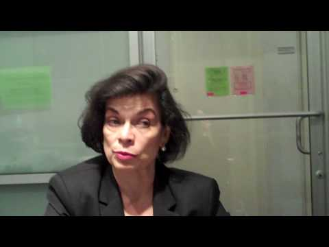 Interview with Bianca Jagger