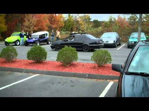 Smokin Dubs At Langan Volkswagen of Vernon
