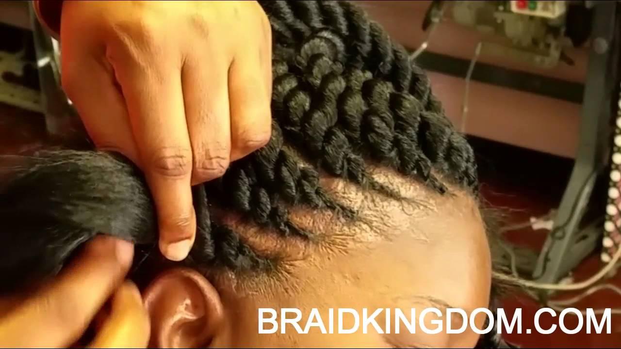 Easy Way To Do Ghana Twist YouTube