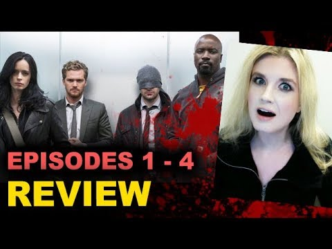 The Defenders Episode 1 - 4 REVIEW