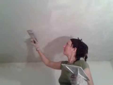 Plafond en stuc tadelakt serr au talc et savon noir 1 for Enduit chaux aerienne exterieur