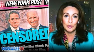 NY Post STILL LOCKED OUT of Twitter after Hunter Biden bombshell | Writer reacts