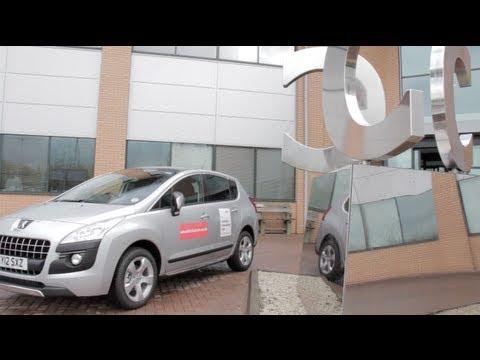Club Care Insurance Peugeot 3008 winner