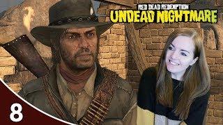 OMG A BLUNDERBUSS!   Red Dead Redemption Undead Nightmares DLC Gameplay Walkthrough Part 8