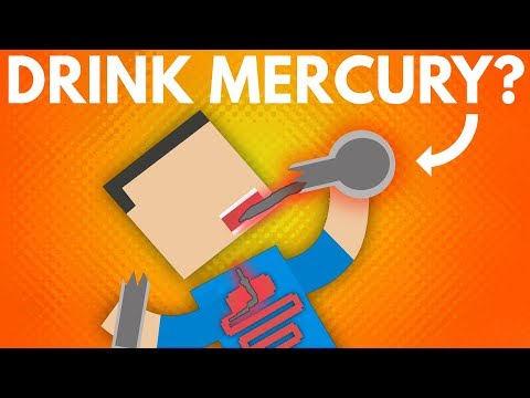 What Happens If You Drink Mercury?